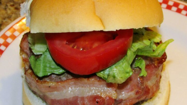 Hamburger2BSurprise2BBun