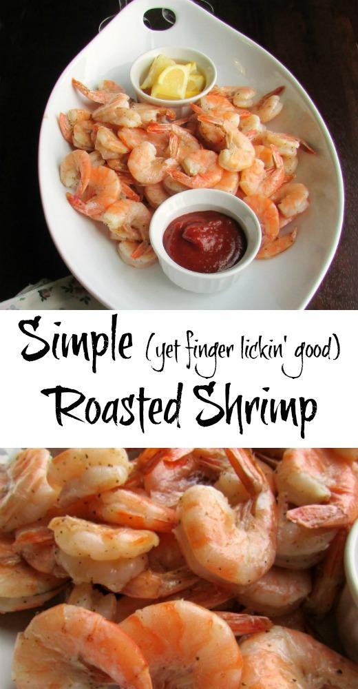 Roasted Shrimp Pin