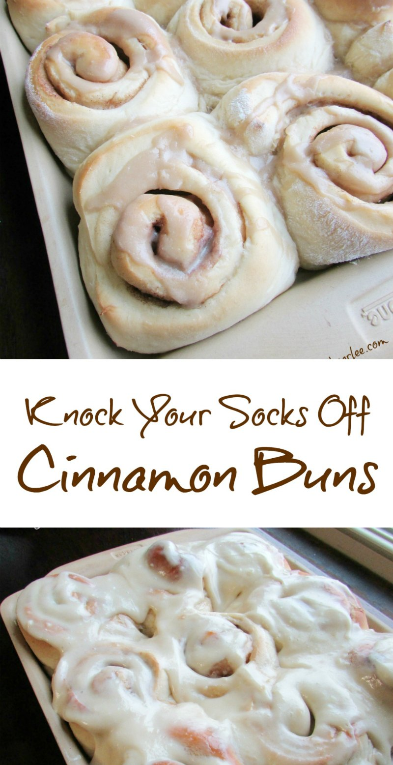 These cinnamon buns are mind blowing! The dough makes the softest, gooiest, most delicious cinnamon roll you've ever had!