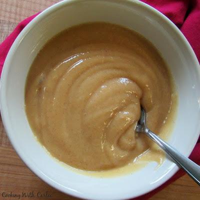 bowl of dulce de leche