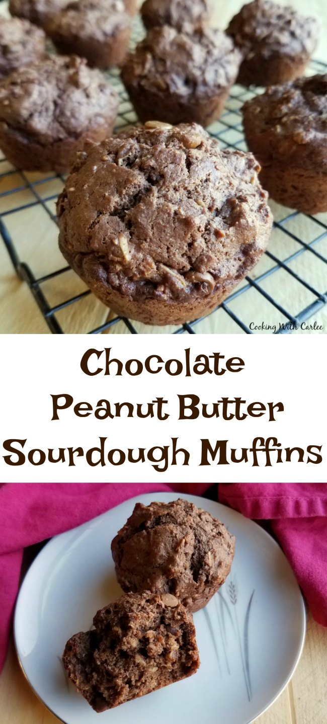 Nutritious delicious and oh so good. Finally you can make chocolate peanut butter muffins and eat them too, guilt free!