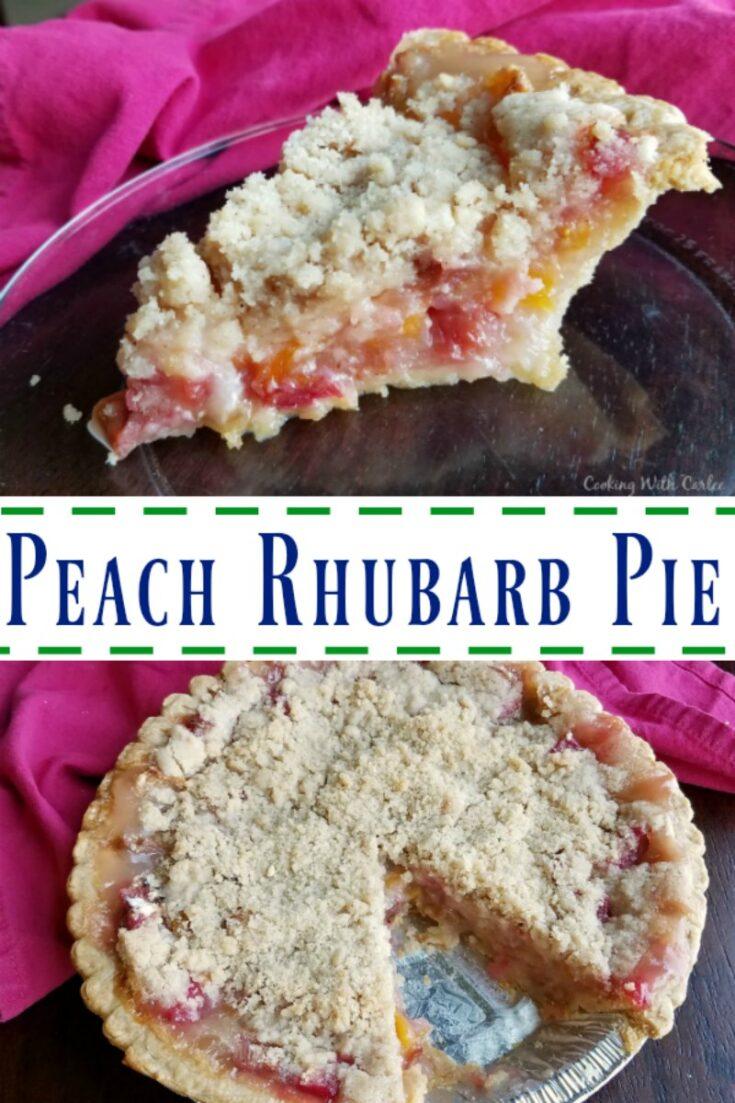peach2Brhubarb2Bpie2Bcollage