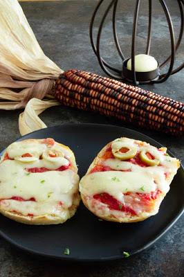 mummy cheese breads