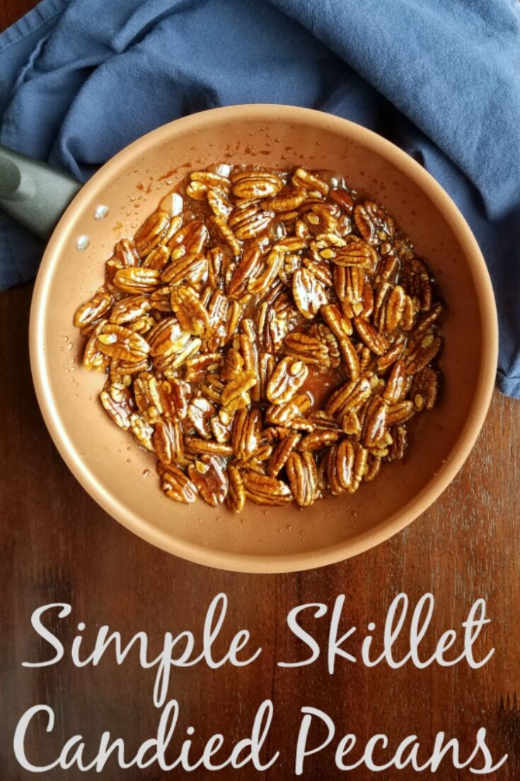 simple2Bskillet2Bcandied2Bpecans