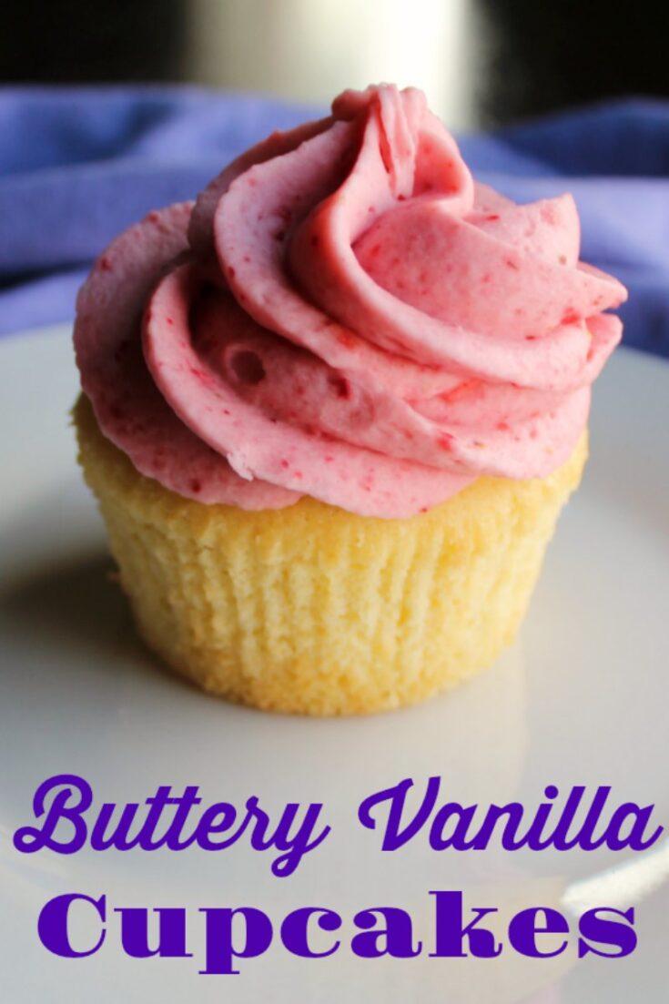 buttery2Bvanilla2Bcupcakes