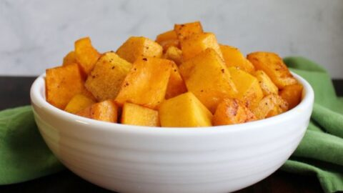 air2Bfryer2Broasted2Bbutternut2Bsquash2Bin2Bbowl