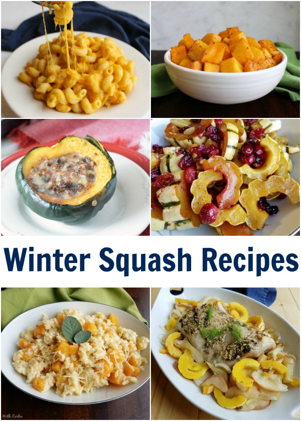 All of the varieties of winter squash are wonderful in their own way. Here is a collection of some our favorite recipes featuring the bounty of fall and winter squash.