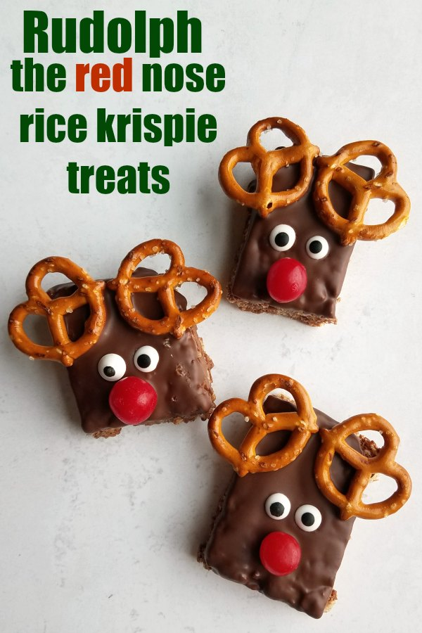 Decorated rice krispie treats are such a fun and easy way to celebrate holidays. Here are three fun ideas to decorate treats for Christmas that are perfect for classroom parties and more.