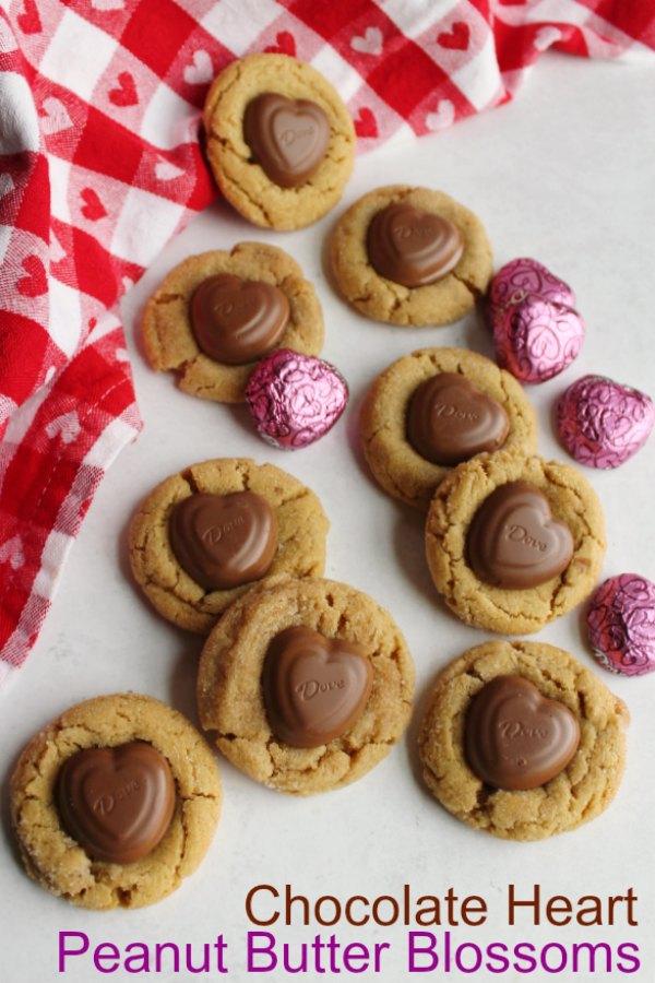 chocolate2Bheart2Bpeanut2Bbutter2Bblossoms