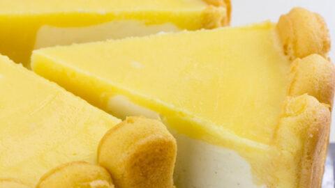 Orange Creamsicle No Bake Cheesecake1