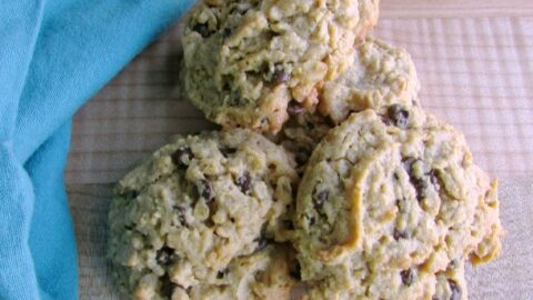 Peanut2BButter2BOatmeal2BCookies