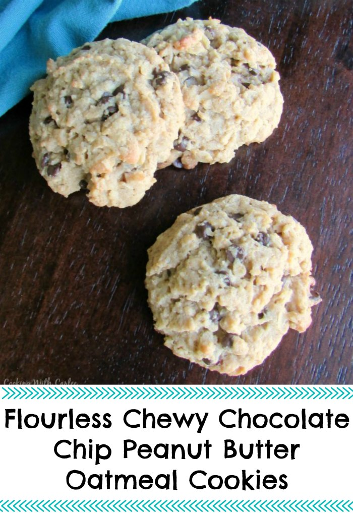 Peanut2Bbutter2Boatmeal2Bchocolate2Bchip2Bcookies2Bpin