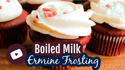 thumbnail for ermine frosting youtube video