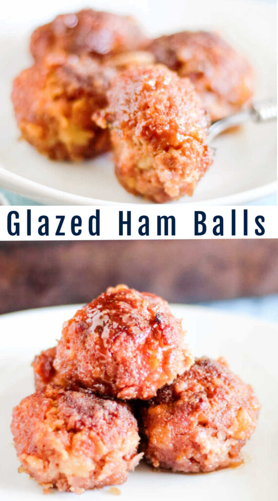 Ham balls are an Iowa tradition and for good reason, they are delicious! They are a great way to use leftover ham or a great excuse to put a ham on your shopping list.