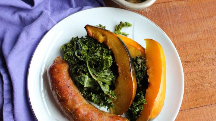 plate2Bof2Bsausage252C2Bkale2Band2Bacorn2Bsquash