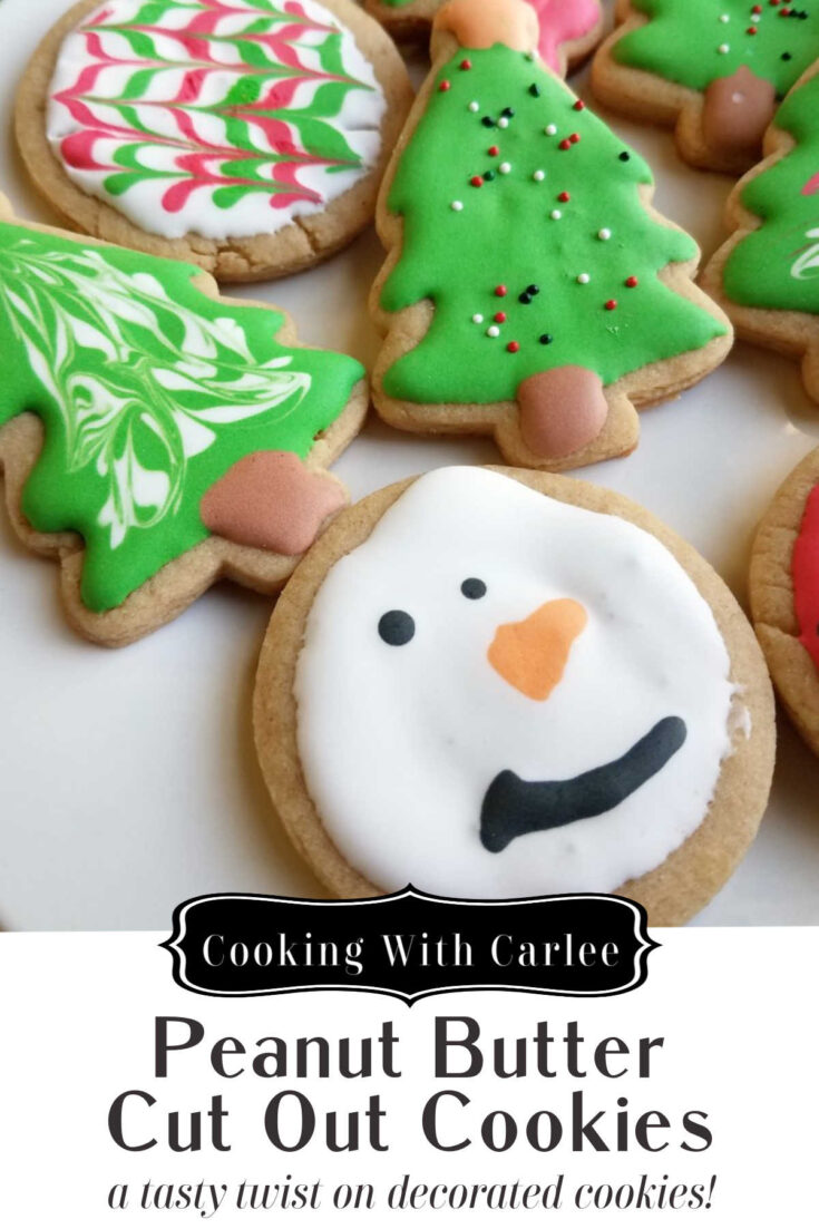 pb cut out cookies