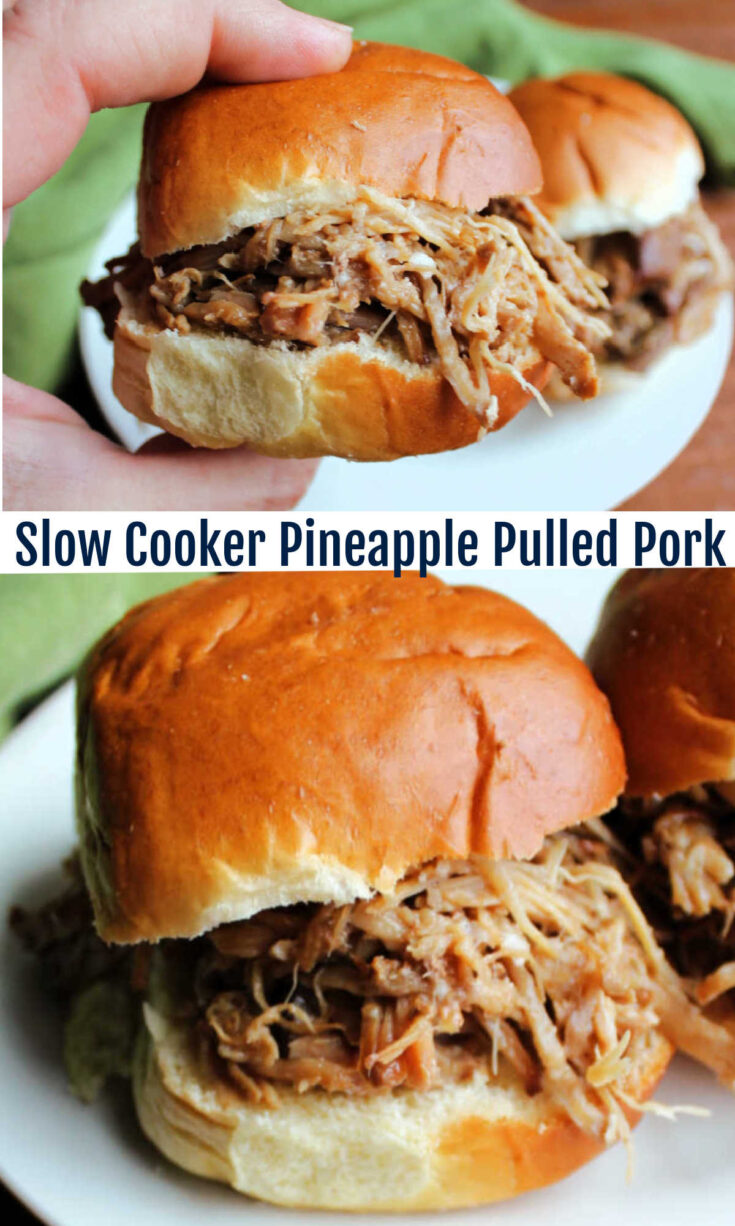 pineapple pulled pork