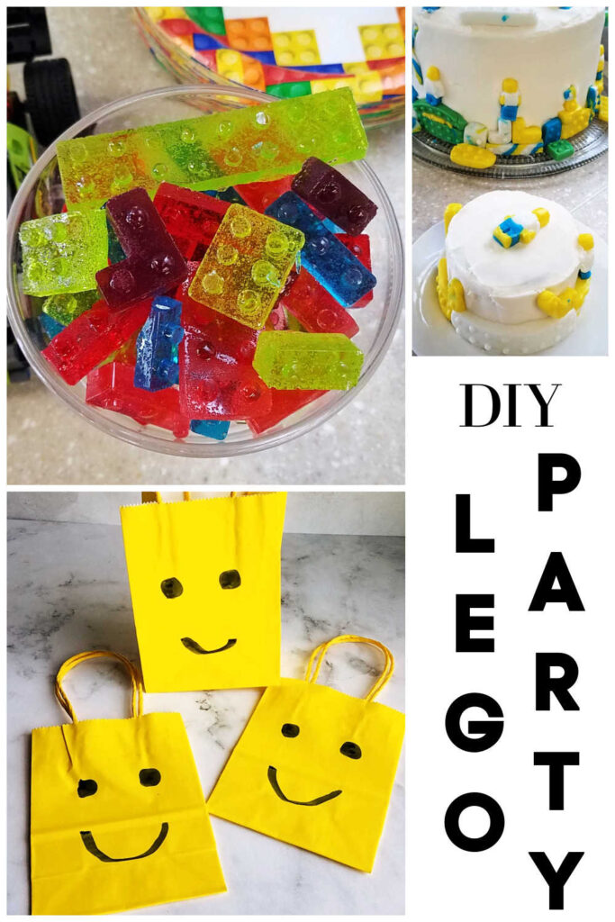 Having a Lego themed birthday is super fun! Check out how we put together this diy lego birthday extravaganza.